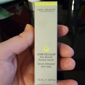 5 FOR $25 JUICE BEAUTY ANTI-WRINKLE BOOSTER SERUM